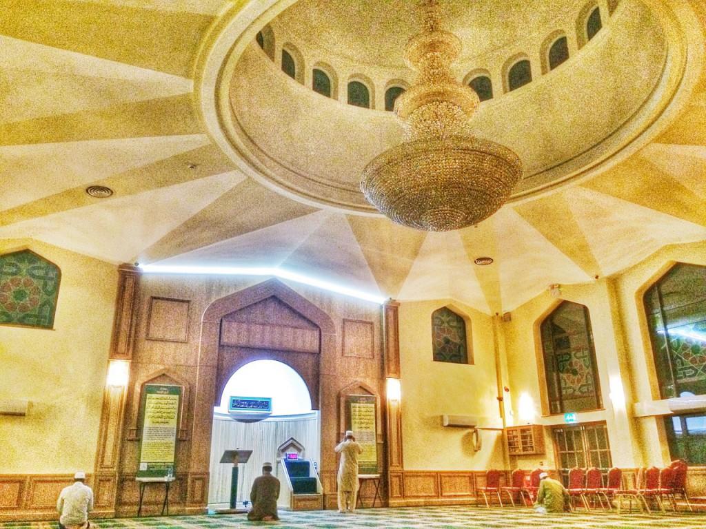 Ashton Central Mosque 187 The Mosque